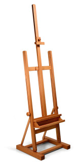 Cappelletto_CS20_studio easel